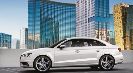 El Audi A3 Sedan cubre el nicho de entrada al mundo premium