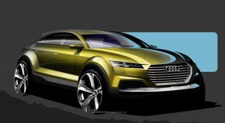 Un nuevo concepto sera develado por Audi en Pekin