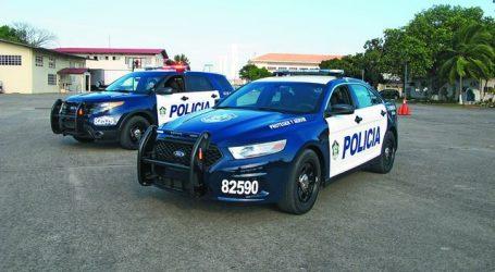 Ford Police Interceptor, especialmente equipados para labor policial.
