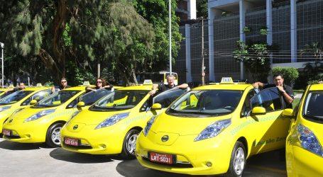 Nissan Brasil y su programa piloto de taxis eléctricos