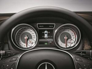 Mercedes-Benz GLA (X156) 2013
