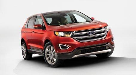 Para el próximo año Ford Edge se renueva