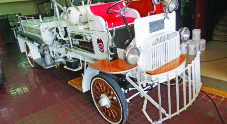 KNOX 1911. El vehículo mas antiguo de Panamá
