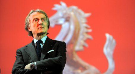 Razones para la dimisión de Luca Di Montezemolo, Presidente de Ferrari