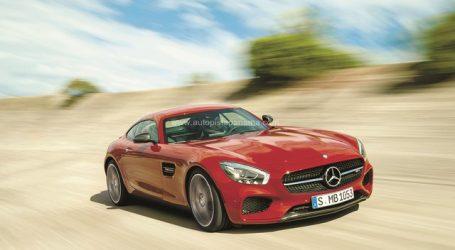 Mercedes Benz AMG GT.  Solo para entusiastas