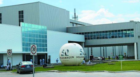 Fabrica de Volskwagen en Puebla, Mexico