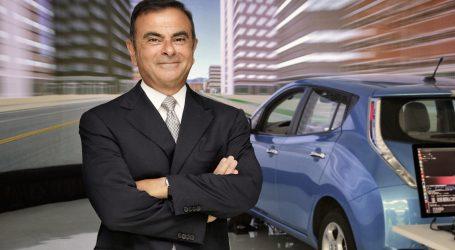 Carlos Ghosn comparte su perspectiva sobre conducción autónoma