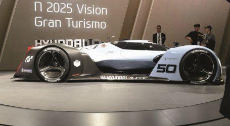 Hyundai N2025 Vision Gran Turismo