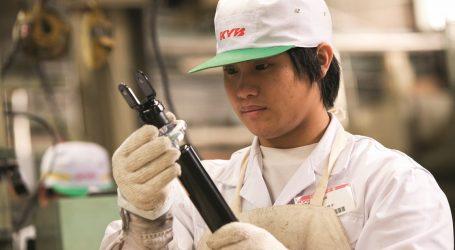 KYB. El mayor fabricante de amortiguadores del mundo.