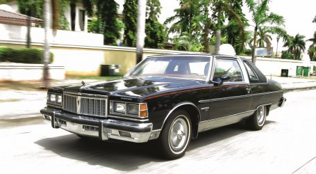 Pontiac Bonneville 1978, el último de su era
