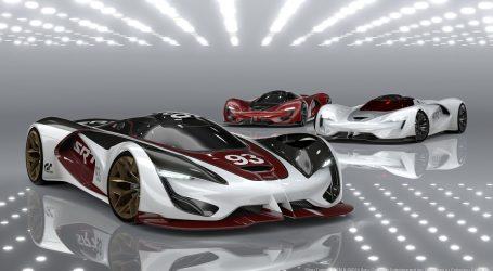 El SRT Tomahawk Visión Gran Turismo.