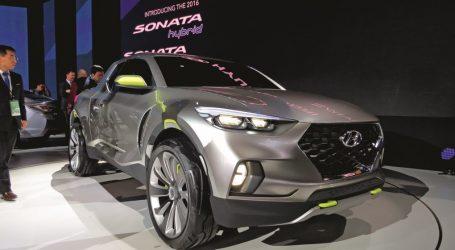 Hyundai le da luz verde a su Pick Up