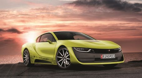 Rainspeed Etos, anticipo del auto del futuro