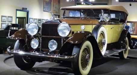 Museo Gilmore. El auto como arte