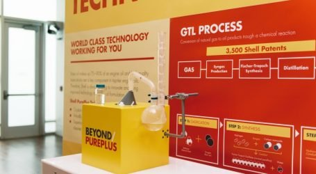 Shell lanza un aceite derivado del gas natural