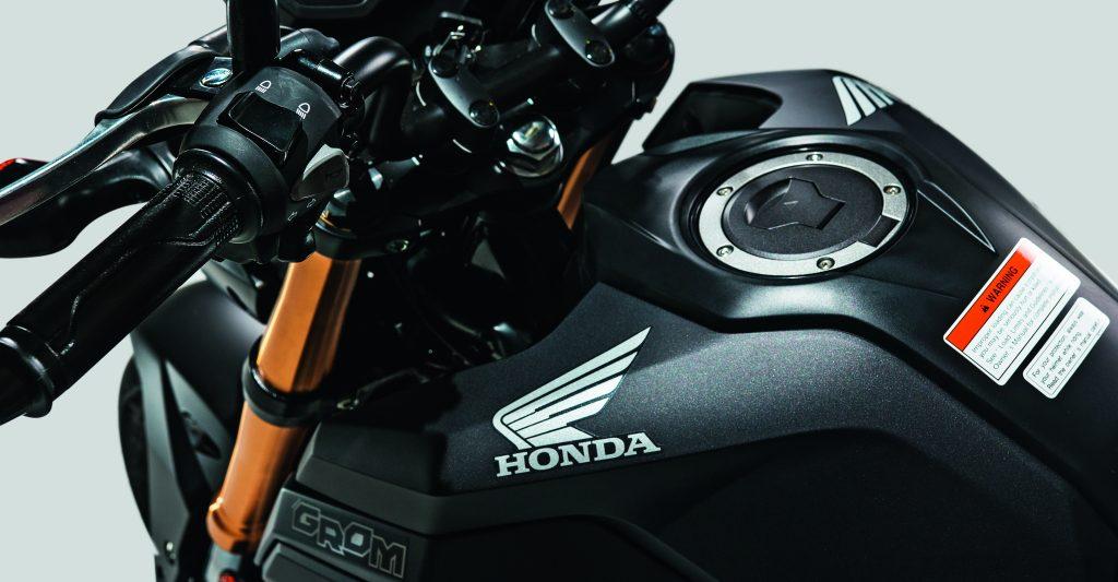 2017 Honda Grom