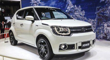SUZUKI IGNIS | Panama Motor Show Tolda Stand 214
