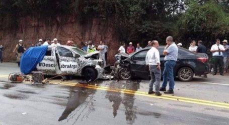 AUTO CONCEPTO SE ACCIDENTA
