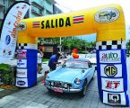 XX RALLY DE PUNTARENAS