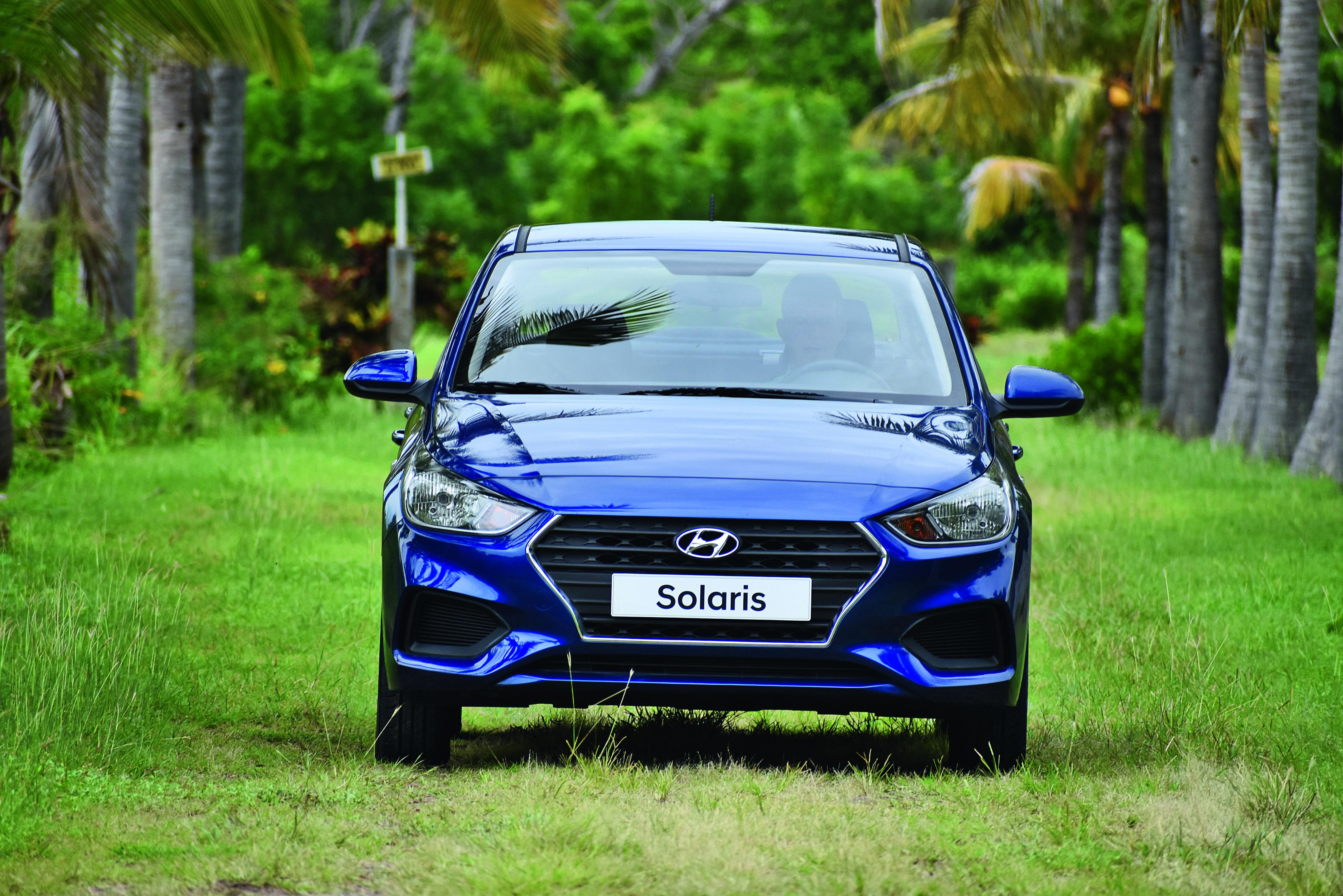 Hyundai Accent Solaris Revista Autopista De Panama