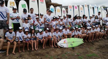 CAMPEÓN DE SURF NOS VISITA