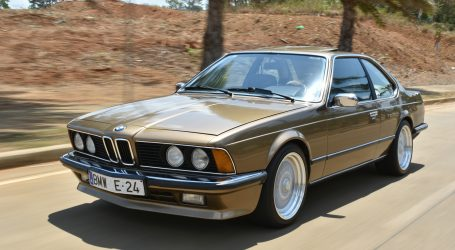BMW 635 i  ETERNA JUVENTUD