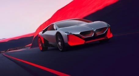 BMW Vision M Next, El Futuro de BMW