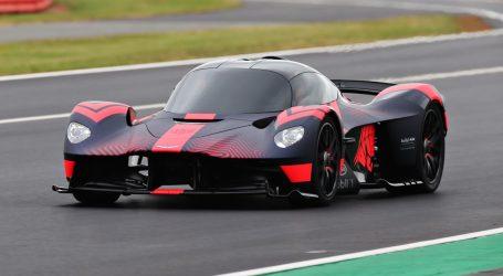 El Nuevo Aston Martin Valkyrie
