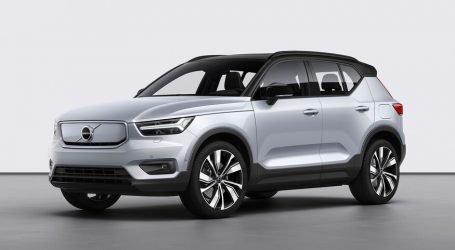 Volvo Introduce su nuevo XC40 Recharge Completamente Electrico