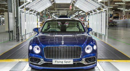 Bentley Revela el Nuevo Flying Spur 2020