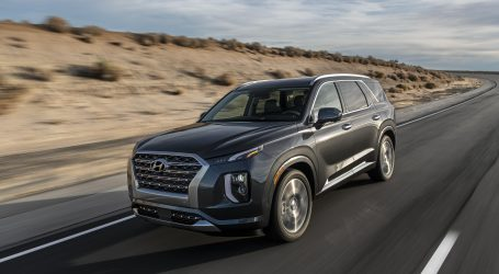 HYUNDAI PALISADE TOP SAFETY PICK