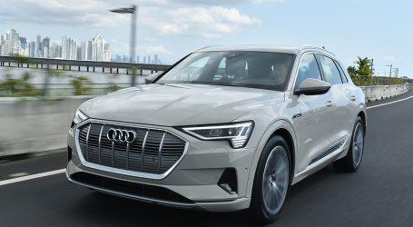 AUDI E-TRON:  El primer Audi eléctrico, sigue siendo en esencia un Audi.