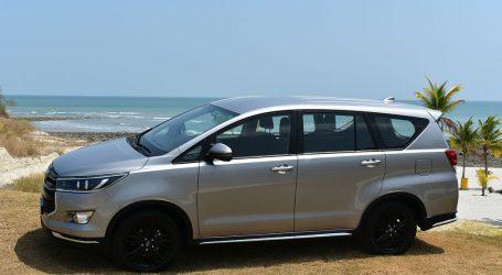 TOYOTA INNOVA,  Un minivan poco convencional, con bastante potencial en nuestro mercado.