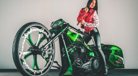 MOTOR BIKE EXPO. Custom, racing y todo terreno, conquistan a los aficionados.