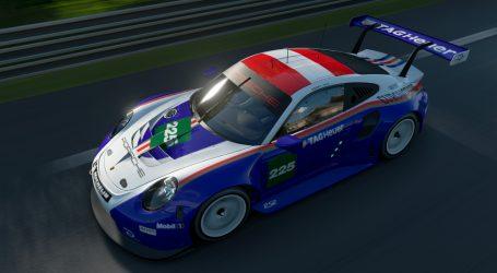 Regalado de Perú, gana el Porsche el Porsche TAG Heuer Esports Sprint Trophy Latin America