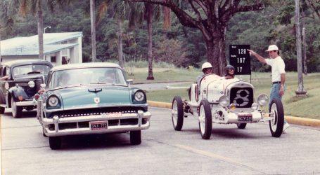 Primer Rally Internacional de Autos Clásicos