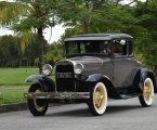 FORD A COUPE 1930.  El auto que revolucionó a Ford